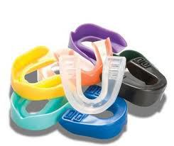 Selecting sleep apnea mouth guard